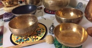 Self-Care Saturday: Chakra Meditation with Singing Bowls @ Appalachian Acupuncture | Johnson City | Tennessee | United States